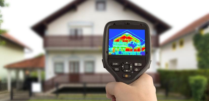 Badania termowizyjne domu