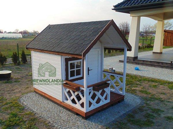 Domki do ogrodu dla dzieci drewnolandia.pl