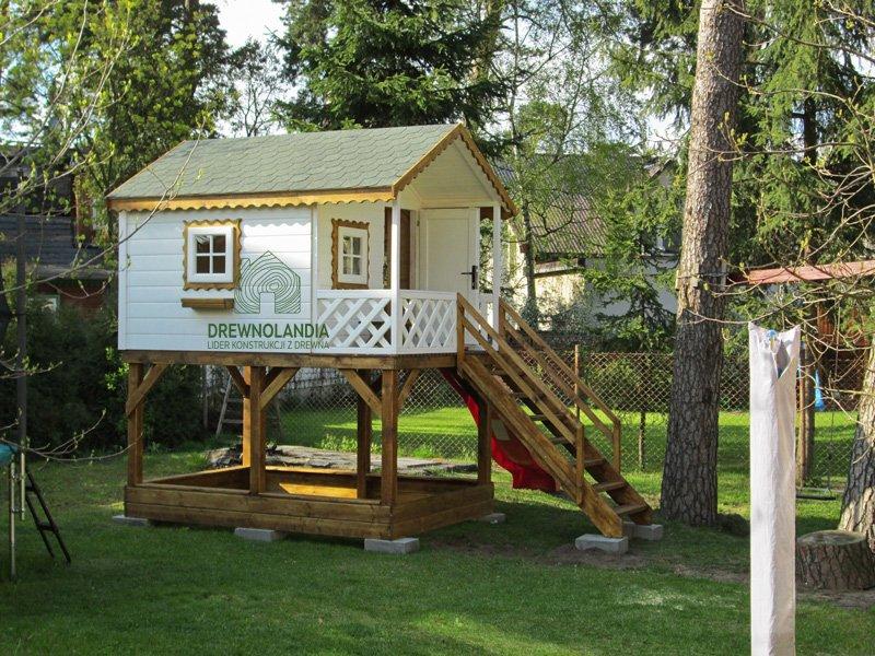 Domki z drewna dla dzieci 2017