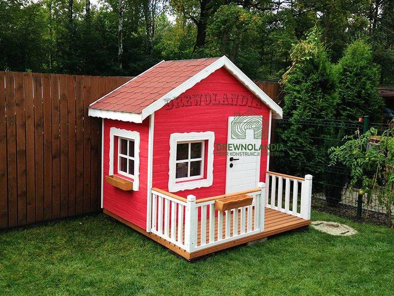 Domki dla dzieci producent