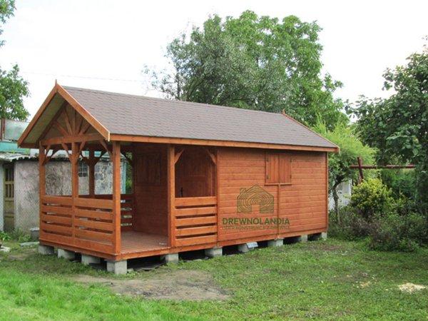 Domki dzialkowe drewniane producent warszawa