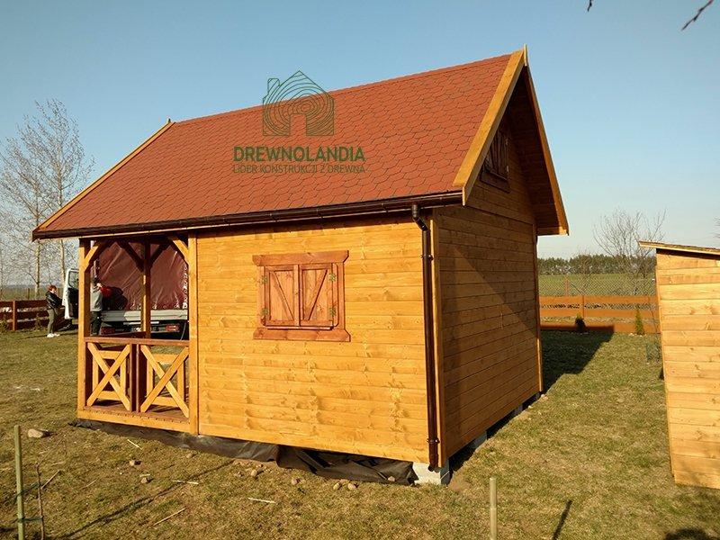 Ceny domki drewniane