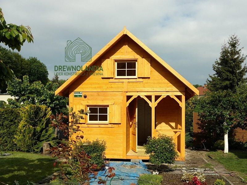 Domki drewniane atrakcyjne ceny