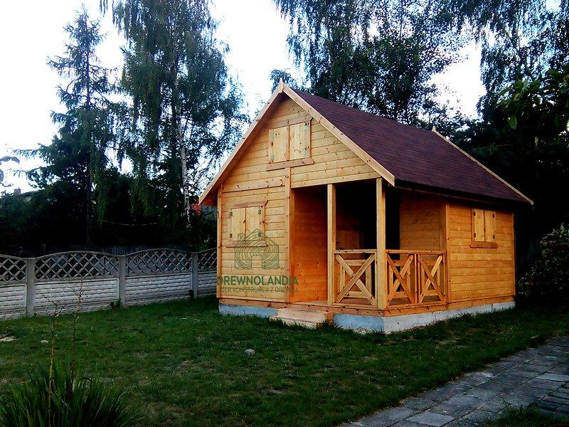 Domek drewnolandia do 35 metrow bez pozwolenia na budowe