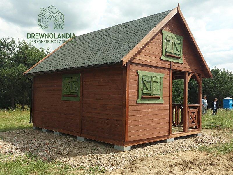 Domek z drewna producent pl na zgloszenie