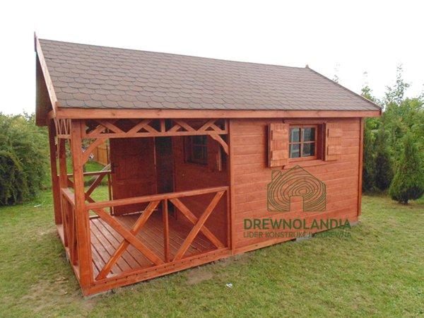 Domki letniskowe producent drewnolandia