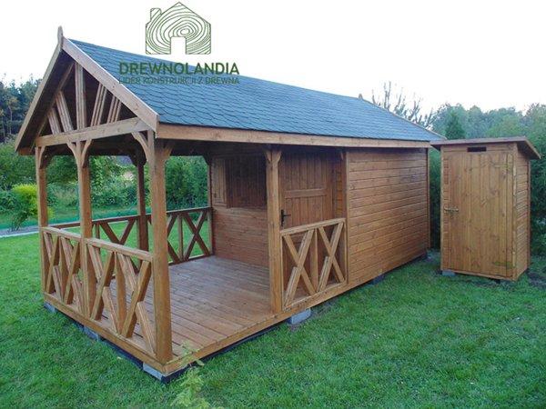 Domki drewniane producent drewnolandia