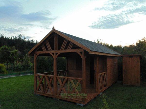 Domki z drewna drewnolandia