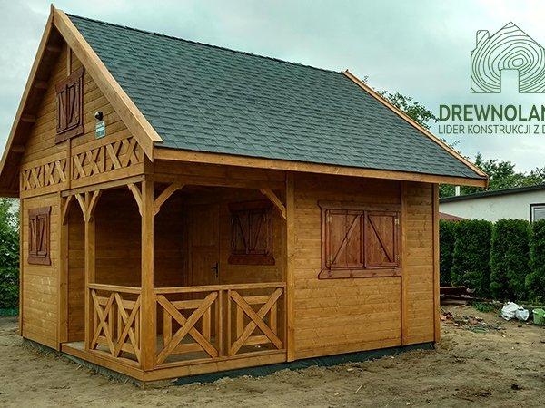 Domy drewniane letniskowe producent