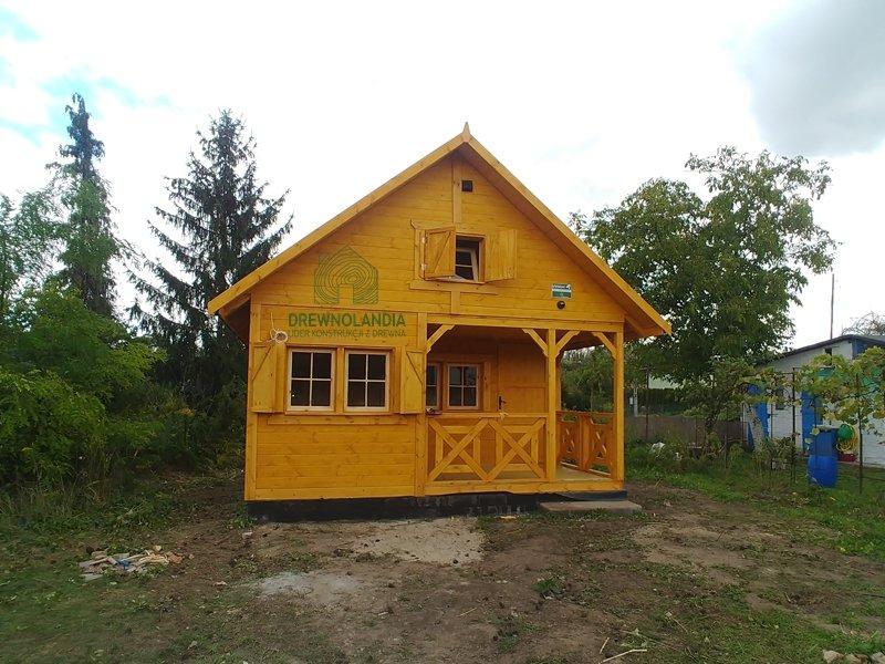 Drewnolandia chatki i domy z drewna