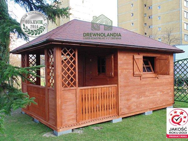 Domki drewniane producent czestochowa