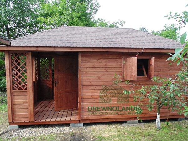 Domki z drewna producent czestochowa