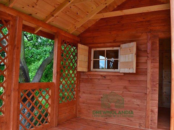 Domki z drewna na dizalke producent drewnolandia
