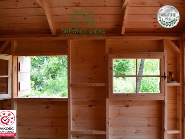 Domki z drewna najwyzsza jakosc roku drewnolandia