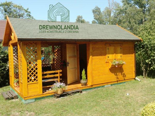 Adrian domek drewnolandia