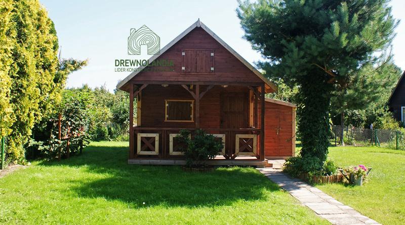 Domki drewniane producent 2017