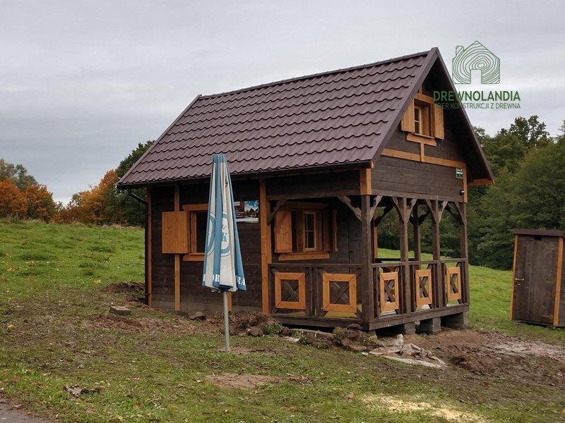 Caloroczne i letniskowe domki z drewna