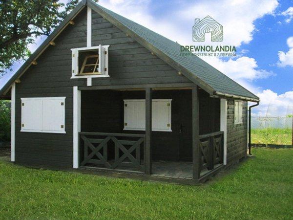 Domki drewniane 1