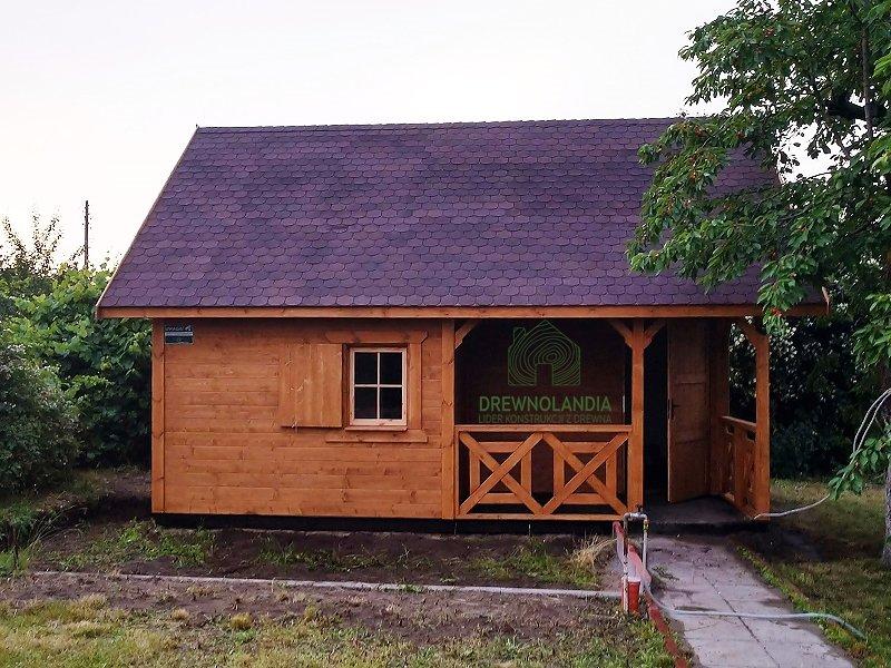 Domy z drewna 2019 ceny