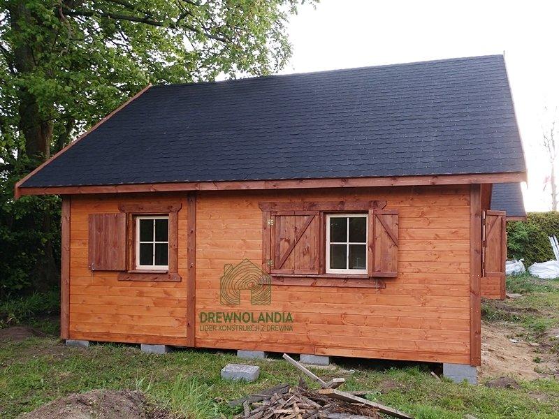 Drewnolandia producent domow z drewna 2019