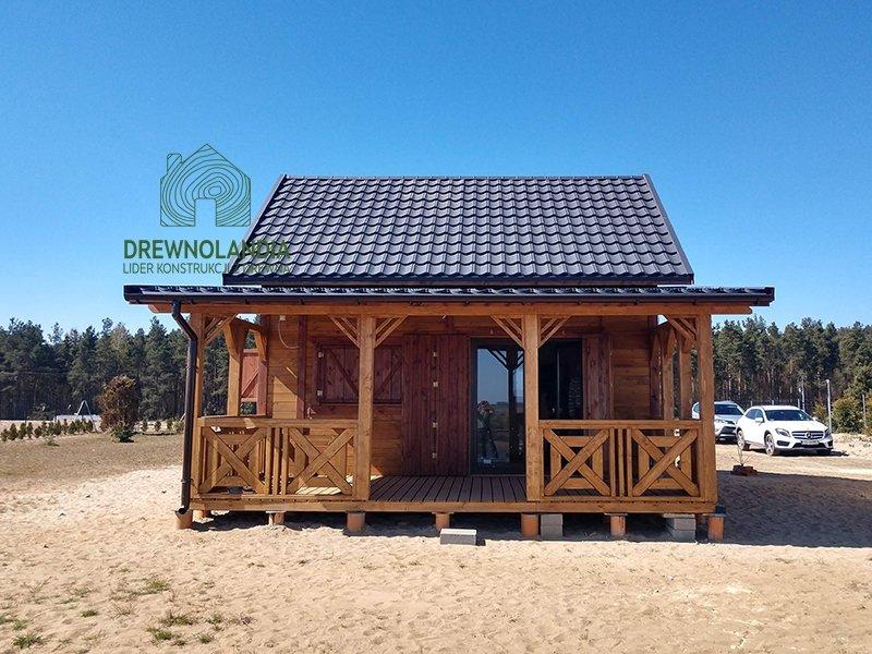 Drewnolandia domki drewniane ceny