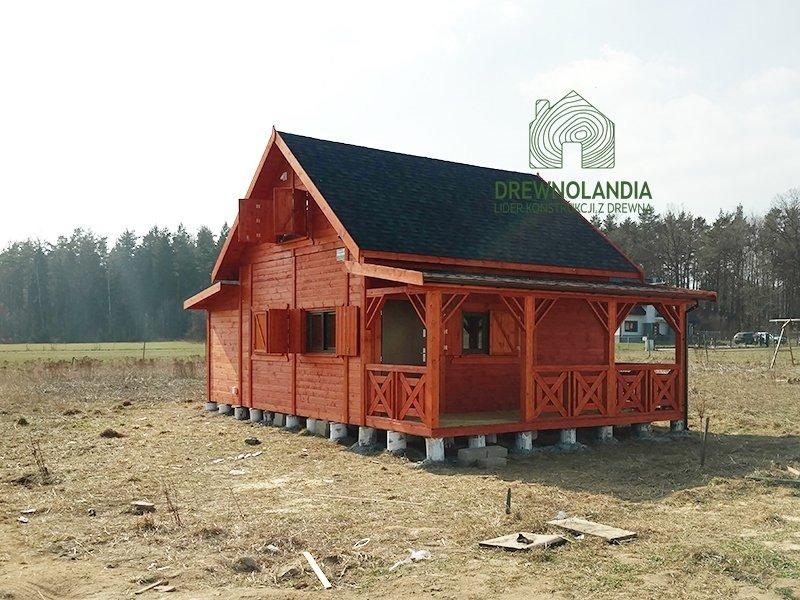 Domy na dzialke drewniane cena