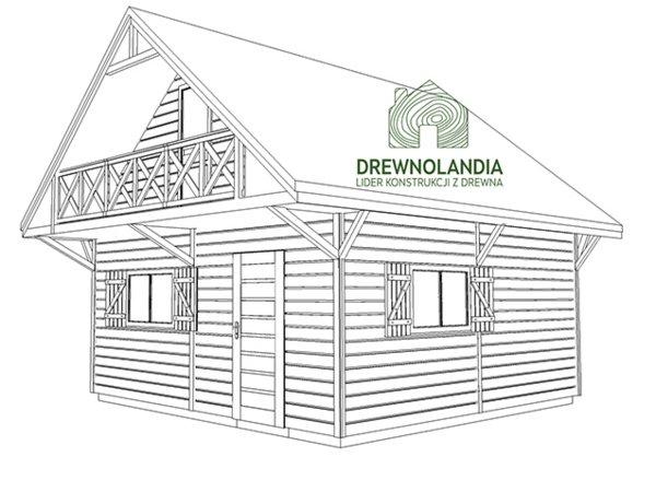 Domek drewniany4