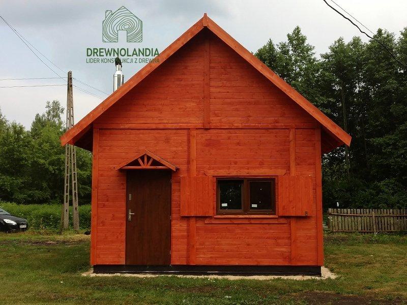 Domy drewniane letniskowe szczecin