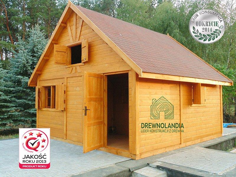 Domek z drewna3