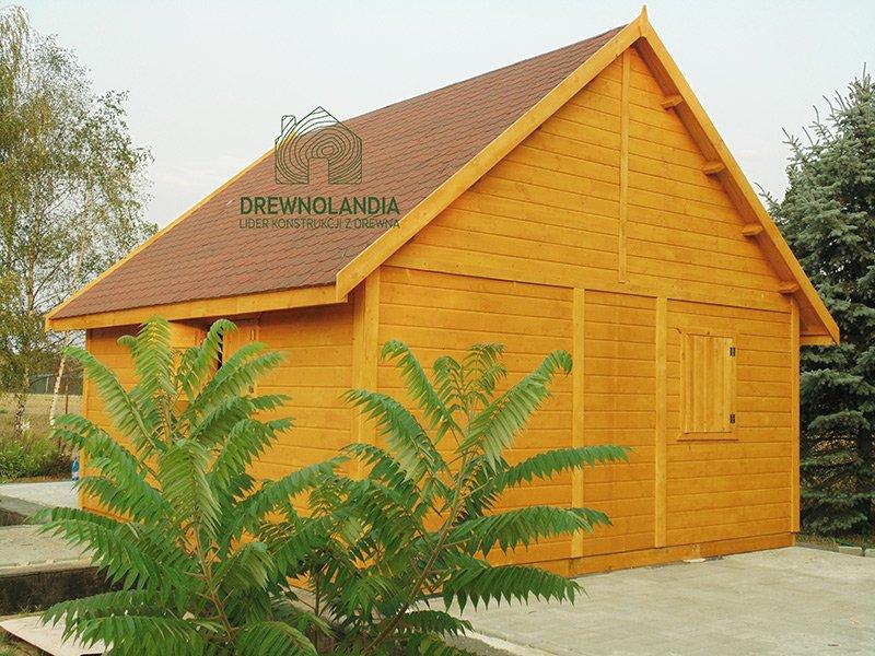 Domek z drewna2
