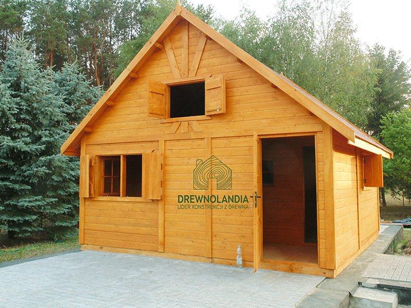 Domek z drewna4