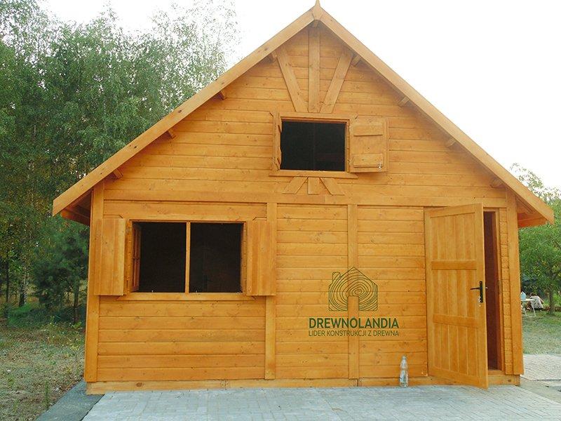 Domek z drewna5