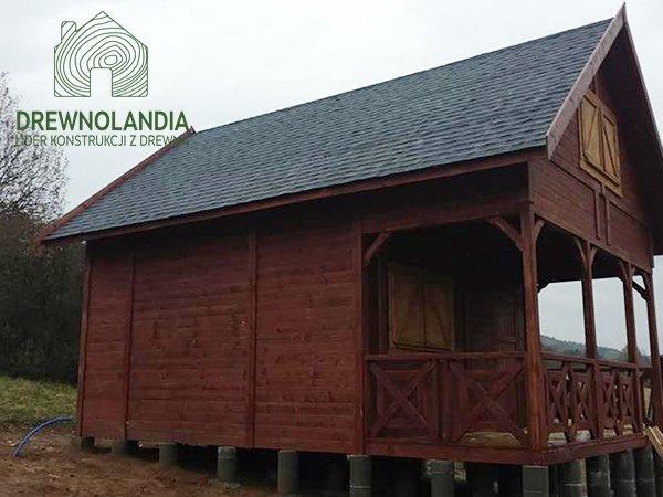 Domek drewnolandia tanio