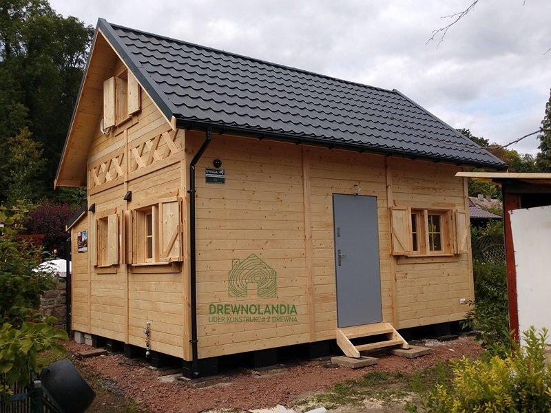 Drewnolandia domki z drewna polski producent