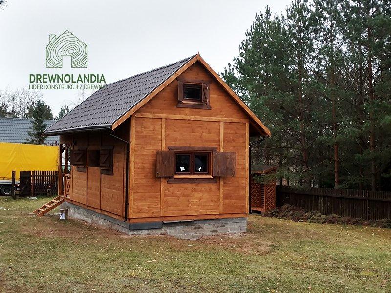 Domki letniskowe polski producent drewnolandia