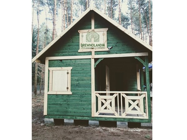 Domki rekreacyjne bez pozwolen drewnolandia