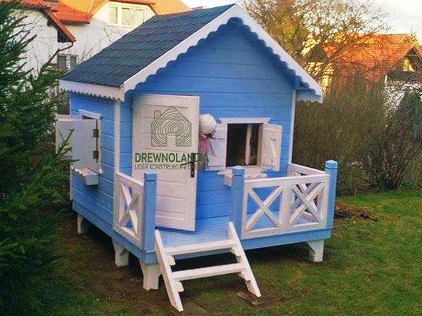 Domki z drewna dla dzieci1