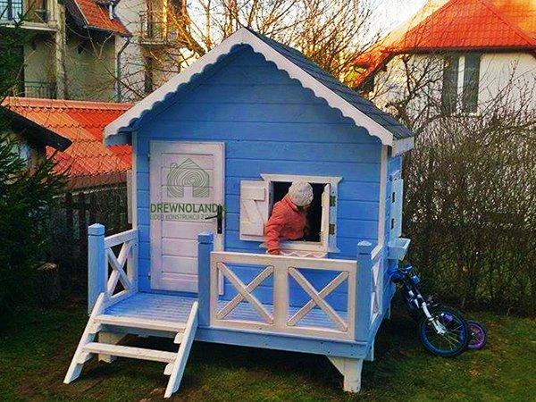 Domki z drewna dla dzieci4