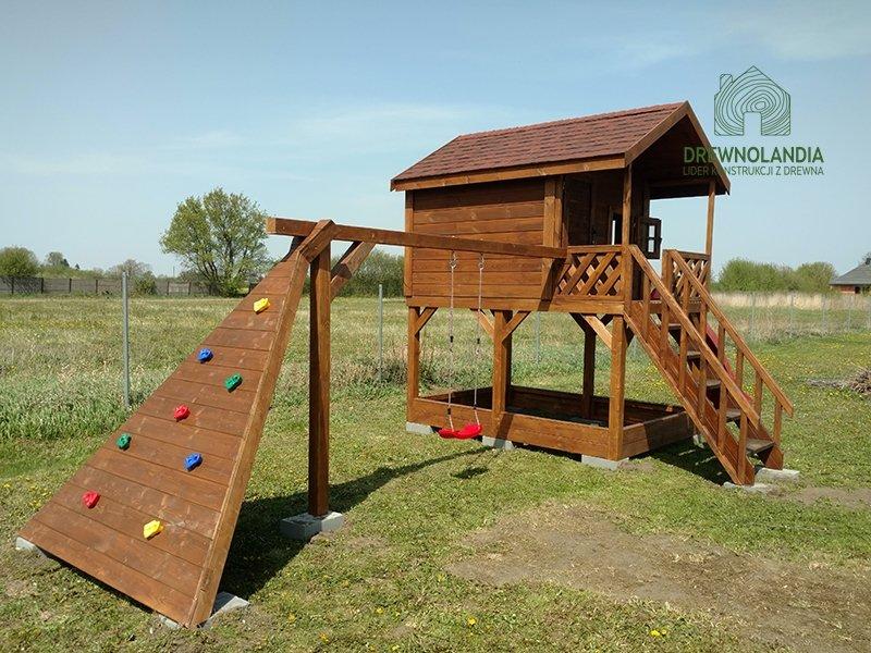 Domki dla dzieci warszawa