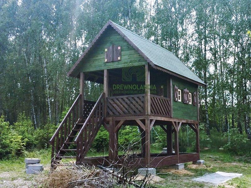 Producent domkow drewnianych dla dzieci