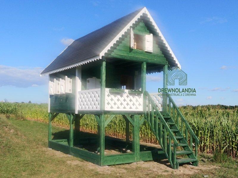 Kitty iv domek dla dzieci drewnolandia