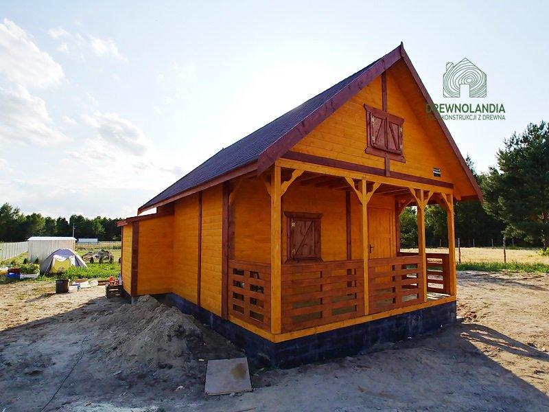 Producenci domow z drewna cala polska