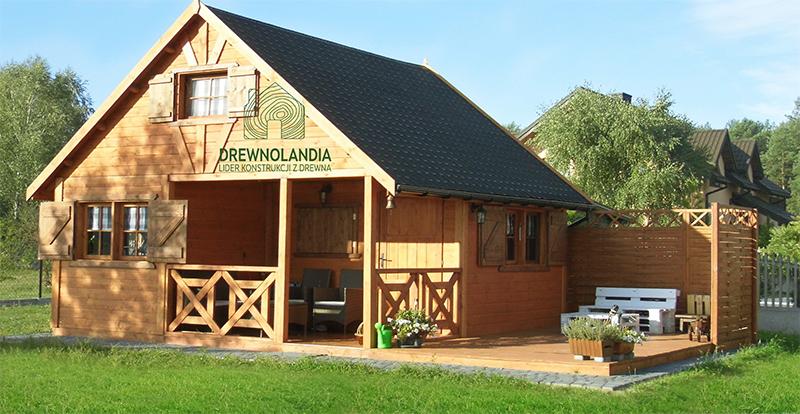 Domki drewniane1
