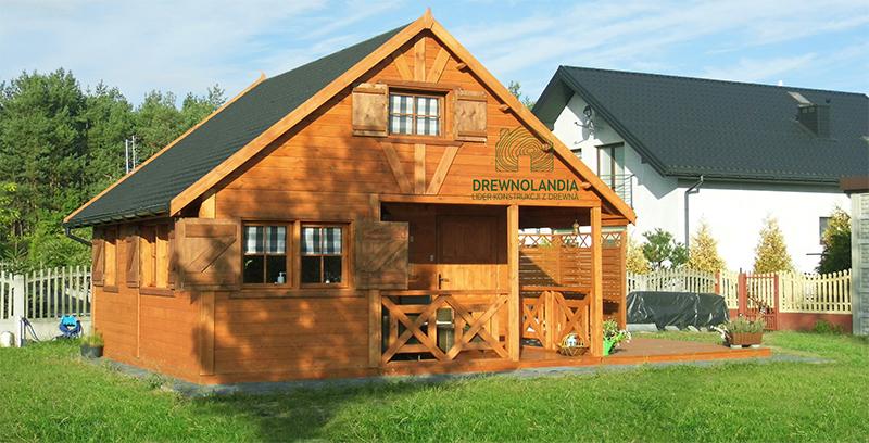 Domki drewniane2