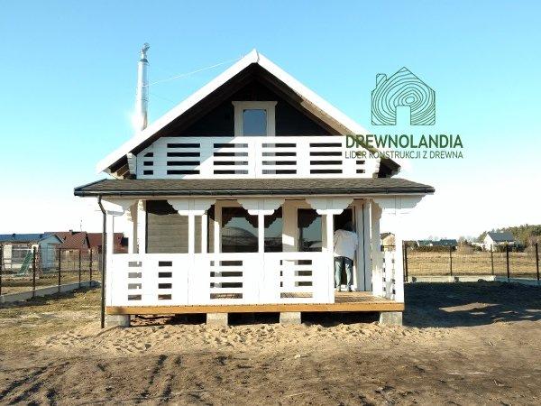 Rekreacyjne domki bez pozwolen