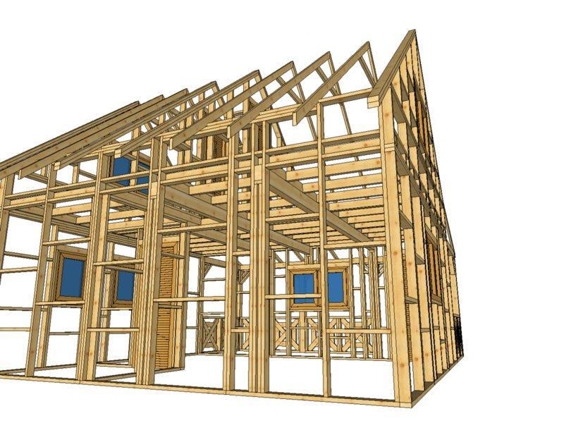 Drewnoladia producent domek kanadyjski