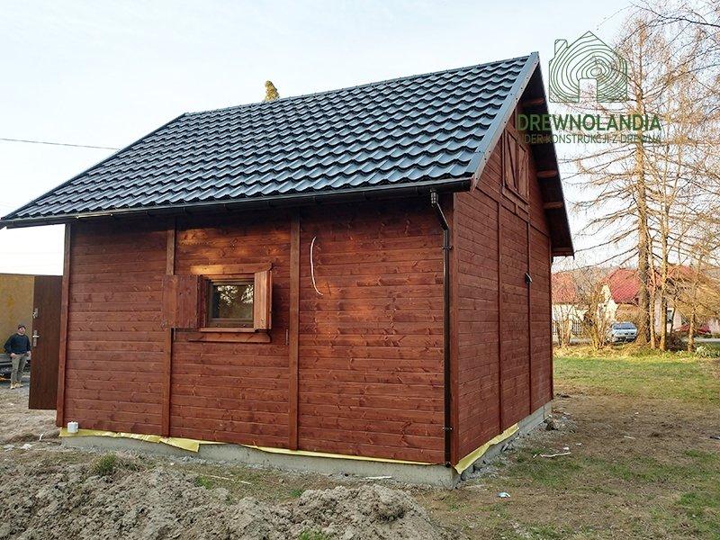 Drewniane domki od producenta rod
