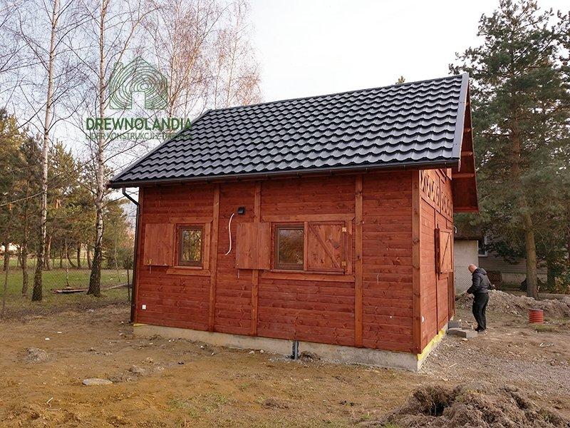 Producent nowoczesnych domków drewnianych