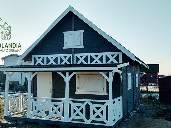 wancerzów producent domków z drewna