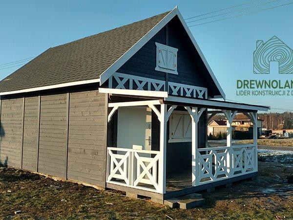 producent domów drewnianych śląsk
